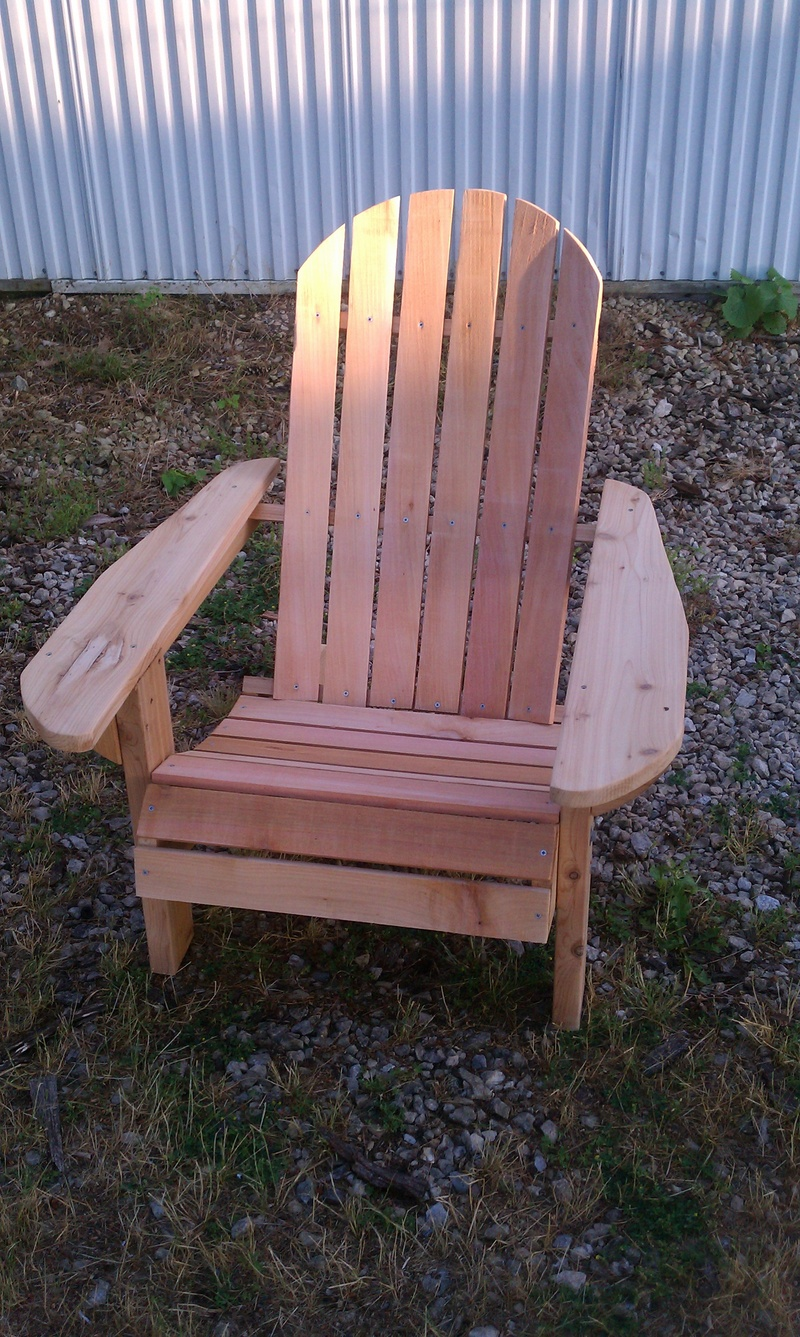 Custom Outdoor Furniture Ohio Adirondack LLC
